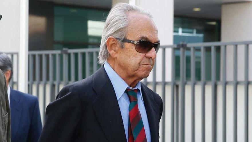 Condenado Jaime Botín a 18 meses de prisión por contrabando de un Picasso