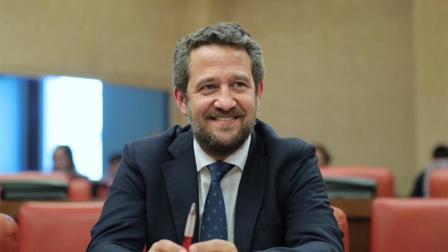 Jaime de Olano, portavoz de Presupuestos del PP