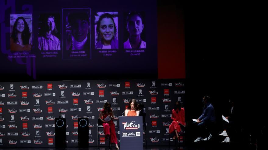 """""""Las niñas"""" y """"Antidisturbios"""", candidatas a los VIII Premios Platino"""