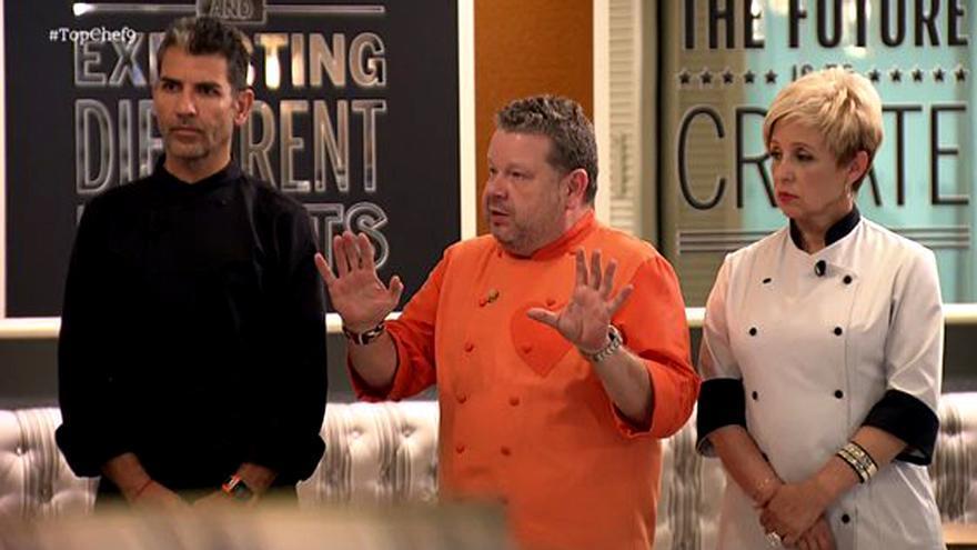 'Top Chef' vive un 'déjà Vu' con nueva expulsión y una guerra declarada