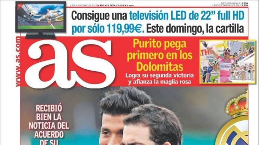 De las portadas del día (24/05/2012) #13