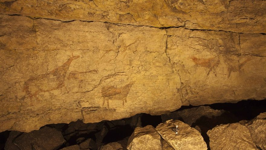 Comienza la campaña de investigación en la Cueva de El Pendo