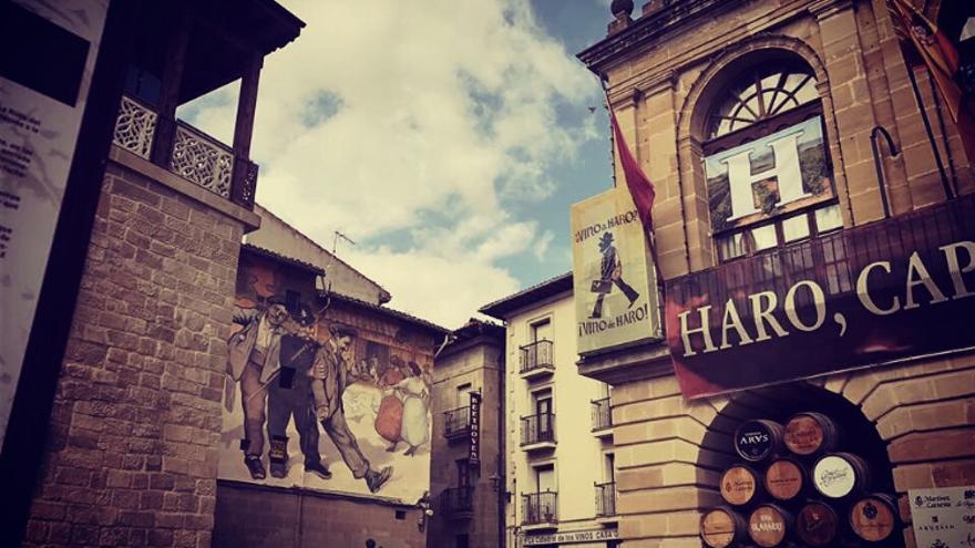 La ciudad de Haro