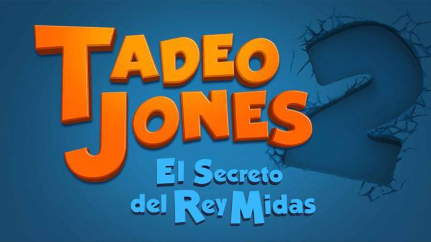 Tadeo Jones 2 Logo