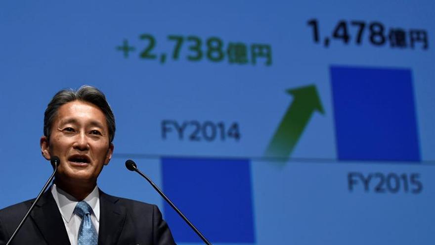 Sony ganó 185 millones de euros en abril-junio, un 74 % menos