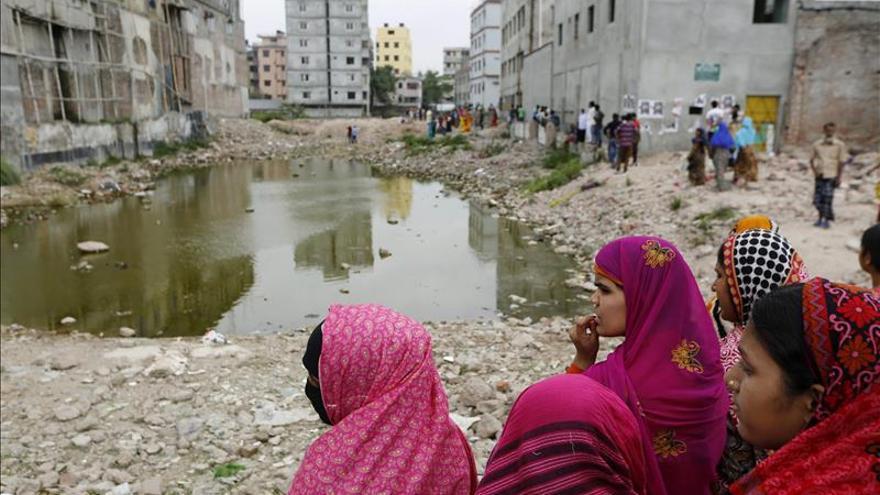 La Policía bangladesí presenta cargos contra 41 personas por el derrumbe del Rana Plaza