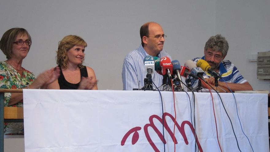 """Kontuz no recurrirá el archivo del caso Banca Cívica y """"pasa el testigo"""" a las """"instituciones del cambio"""""""