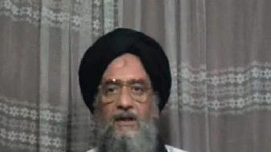 El 'número dos' de Al Qaeda aparece en un nuevo vídeo con motivo del aniversario del 11-S