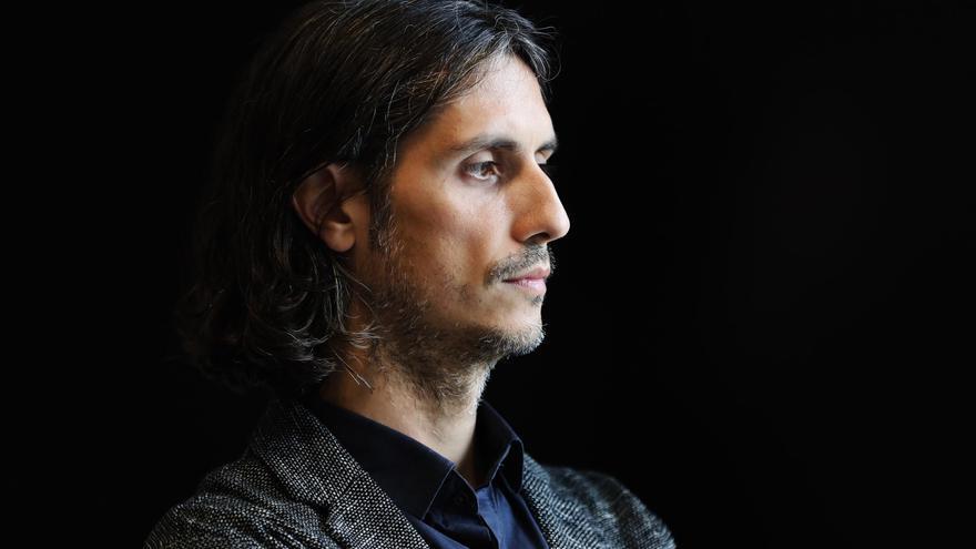 El periodista Roger Mateos, autor de 'Caso Cipriano Martos'