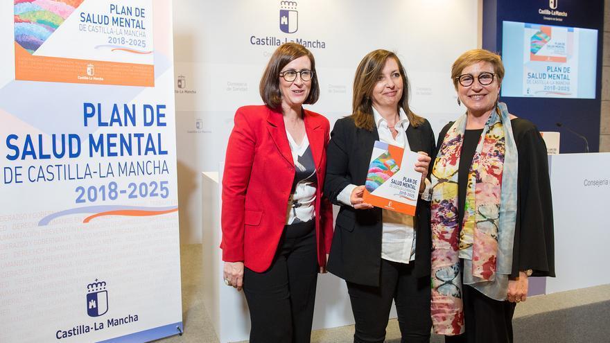Presentación del nuevo Plan de Salud Mental de Castilla-La Mancha
