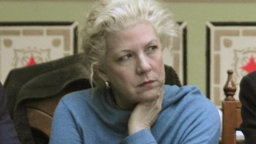 """La escritora Jennifer Clement resalta el """"poder transformador de la novela"""""""