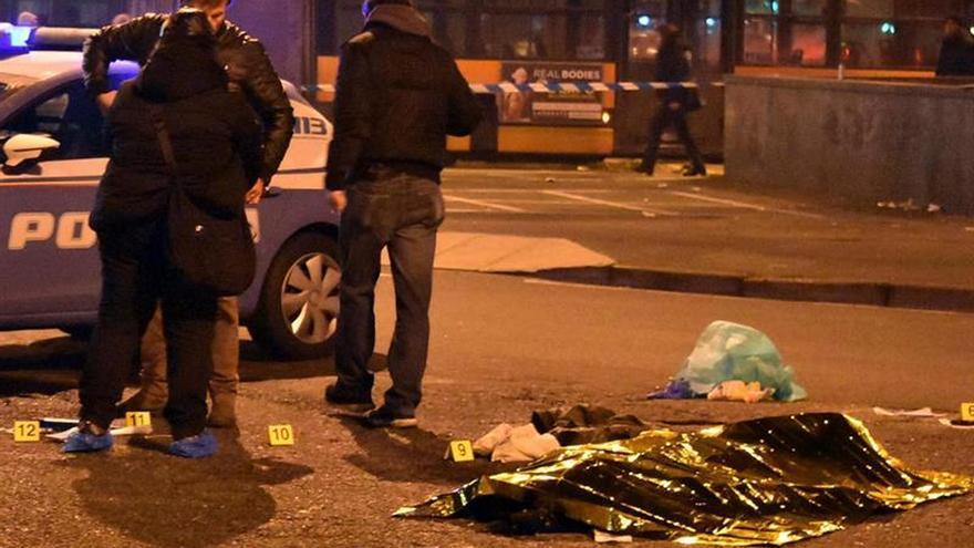 Los españoles que le compraban drogas al terrorista islamista de Berlín