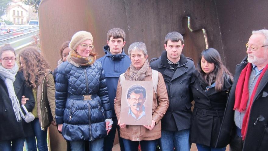 La familia de Pagazaurtundua abre una web para que quienes tomaron parte en su asesinato asuman su responsabilidad