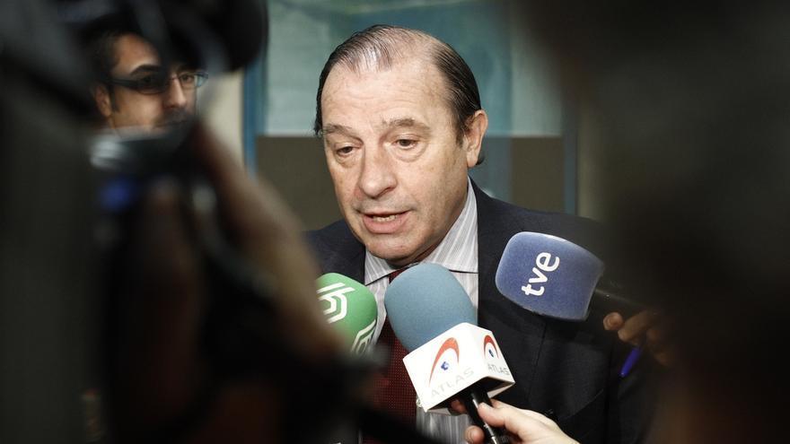 El diputado del PP Vicente Martínez Pujalte