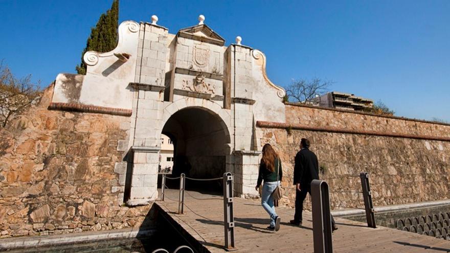 Recinto amurallado de Badajoz / http://www.turismoextremadura.com