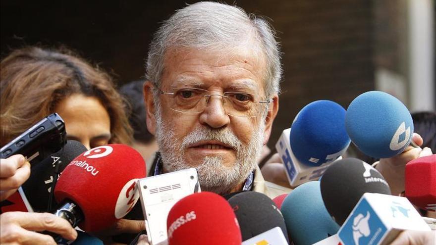 La Generalitat estudia acciones legales contra Ibarra por sus declaraciones