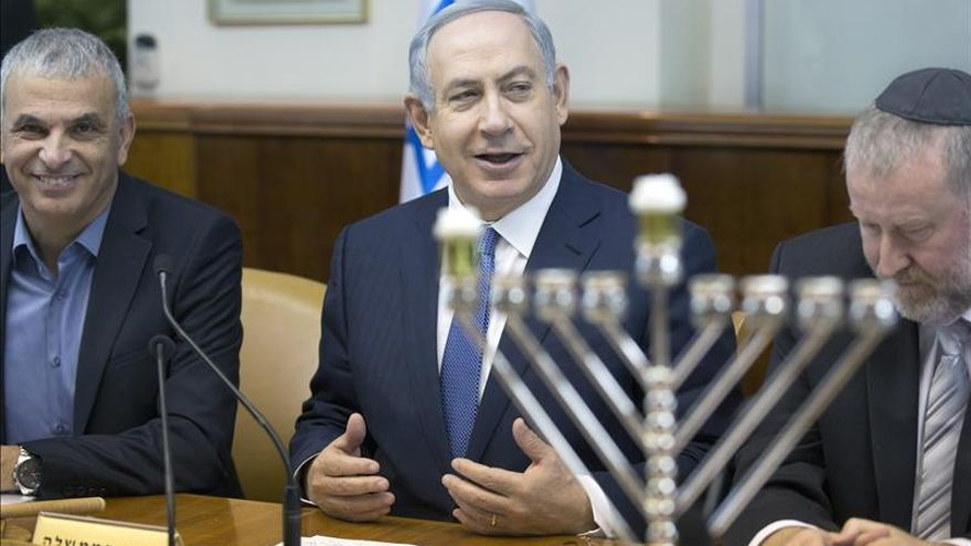 Netanyahu espera cambio positivo en relaciones con Argentina