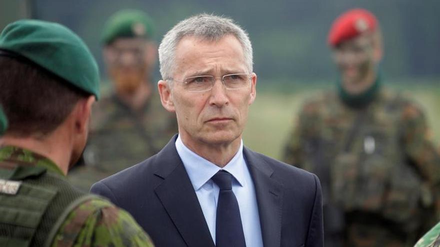 La OTAN llama a Corea del Norte a acabar con sus pruebas balísticas y nucleares