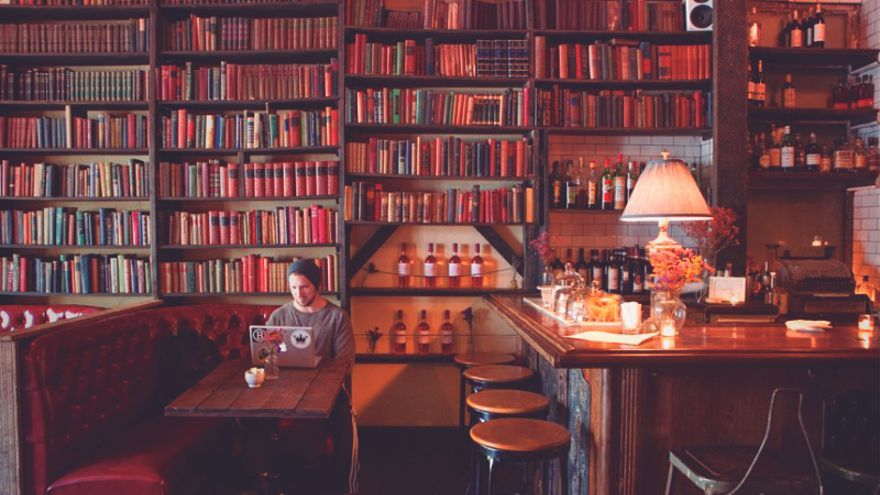 Librería Milk & Coffee