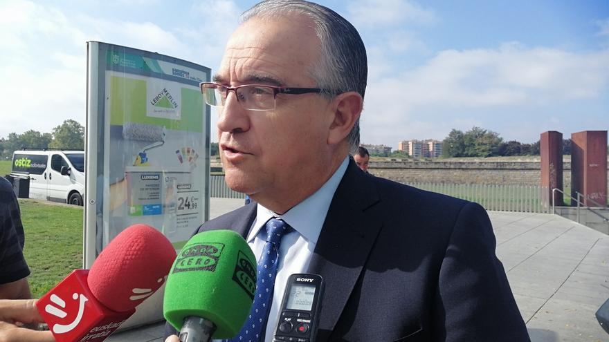 """Alcalde Pamplona apoya la decisión del TSJN sobre el euskera porque """"se estaba haciendo un auténtico abuso"""""""