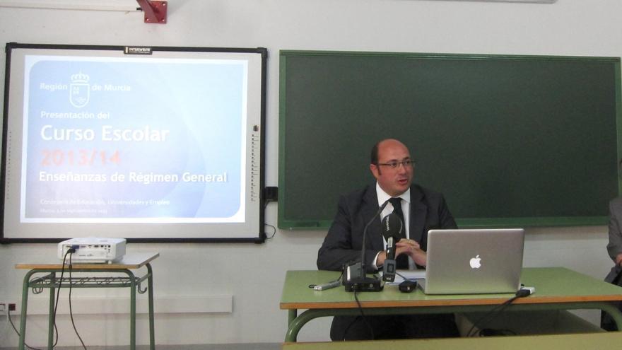 Wert acuerda con Murcia un convenio para aplicar en la comunidad un proyecto piloto de formación profesional dual