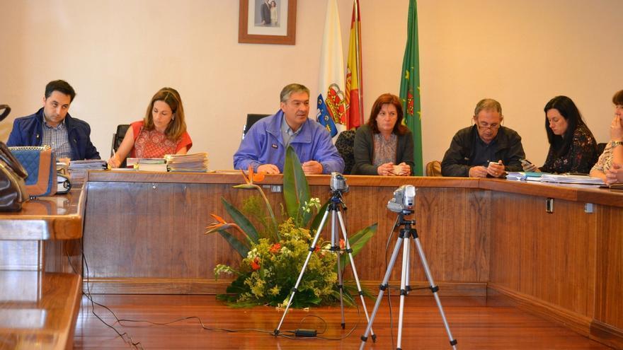 El Pleno aprueba por unanimidad las autorizaciones provisionales de la unidad de ejecución L-01 de Liencres