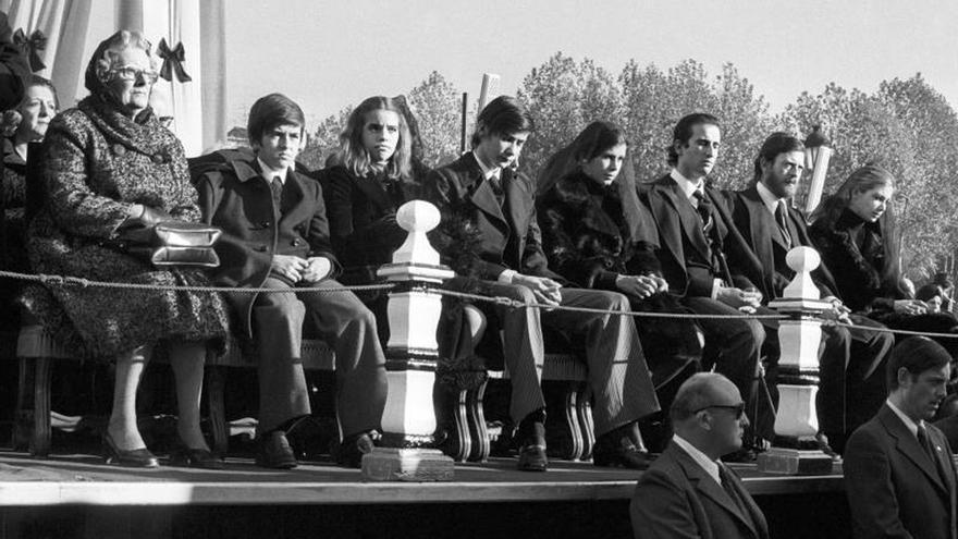 Los nietos de Franco: lujos, excesos y portadas del corazón