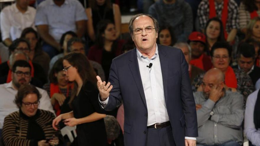 """Gabilondo dice que no tiene """"ningún plan"""" más allá de la Comunidad de Madrid"""