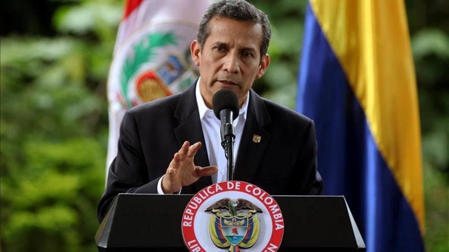 Humala dijo que hay posibilidad de prorrogar emergencia por inseguridad