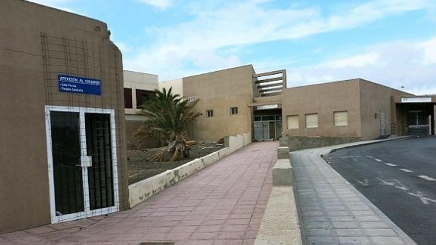 Centro de salud de Vecindario (Maspalomas Ahora)