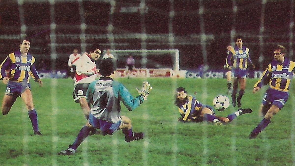 Un River 2-Central 1 de finales de agosto de 1991 marcó un antes y un después en los campeonatos argentinos