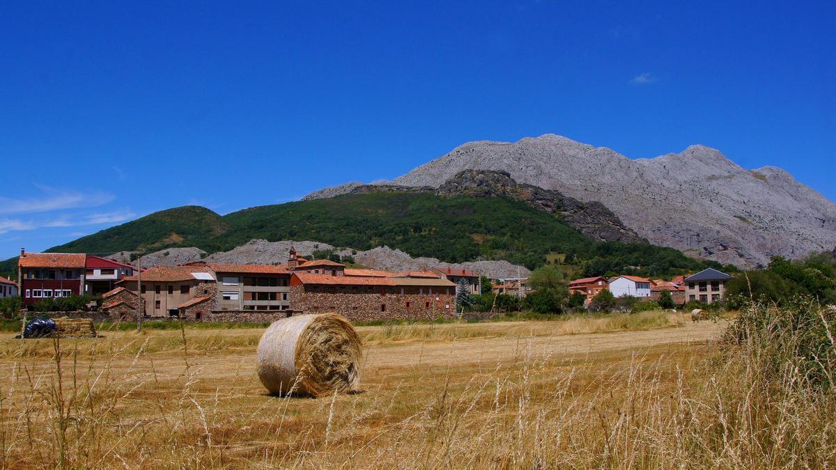 Vegacervera, el municipio leonés donde se celebró el campamento.
