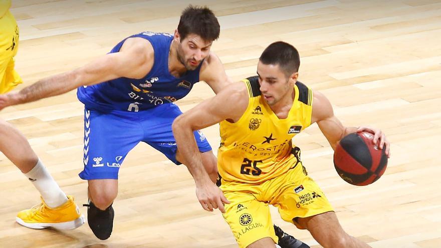 El Canarias hace un partido redondo en Burgos.
