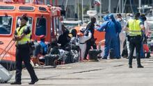 Dos ONG se enfrentan por la acogida de 48 migrantes en Lanzarote
