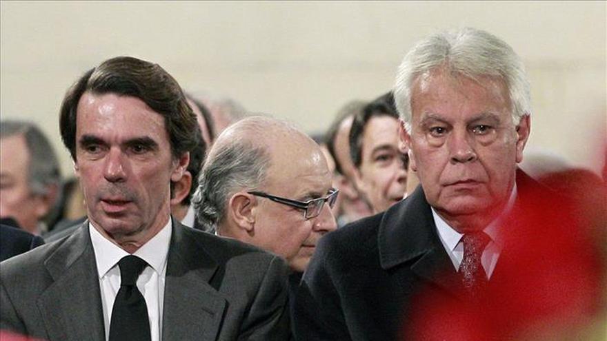 González y Aznar participarán el 24 junio en una reunión del PE sobre Venezuela