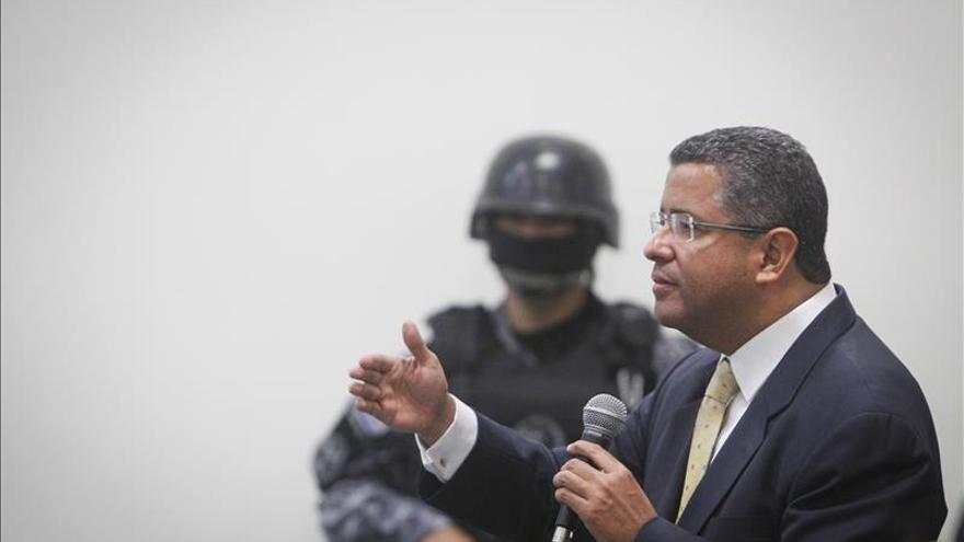 Inicia la segunda sesión de la audiencia preliminar contra el expresidente salvadoreño Francisco Flores