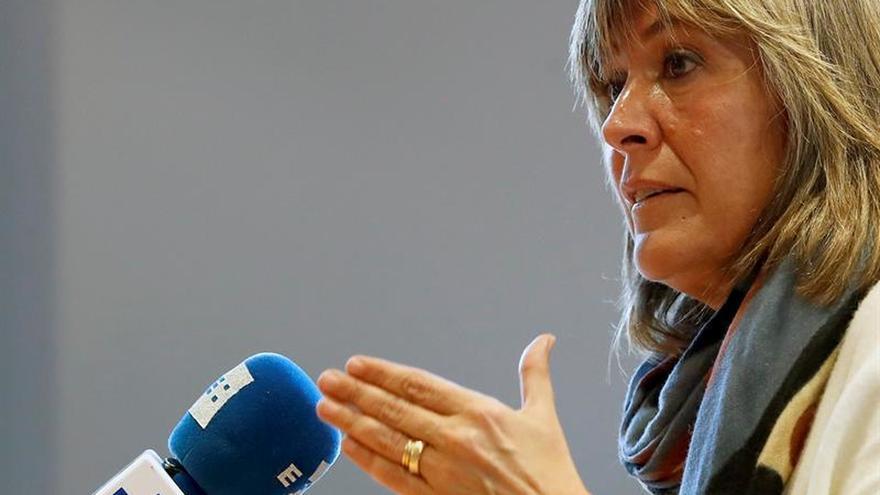 """Marín (PSC) defiende que la exconsellera Borràs """"no debería estar en prisión"""""""
