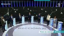 Feijóo mantiene una amplia mayoría a una semana de las elecciones según las últimas encuestas