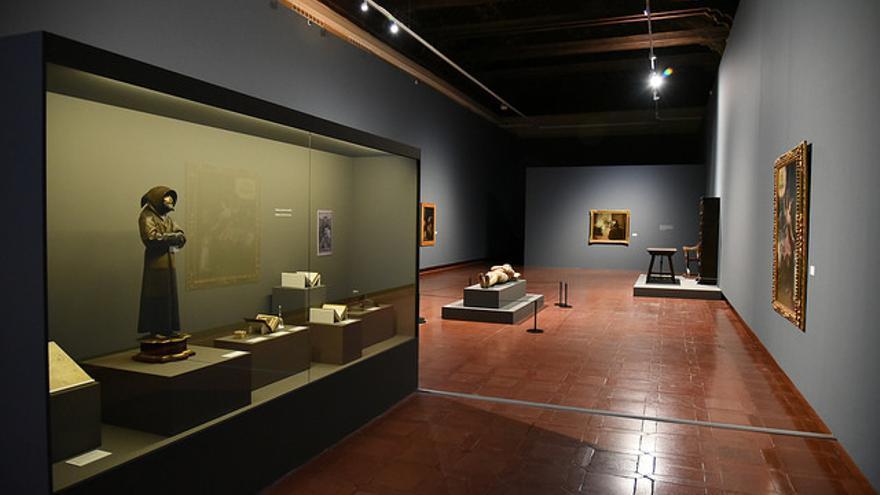 Exposición 'Cervantes, Soldado y Poeta' en el Museo de Santa Cruz