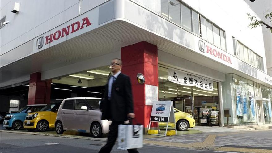 Honda ganó un 38,5 por ciento más entre abril y diciembre de 2013