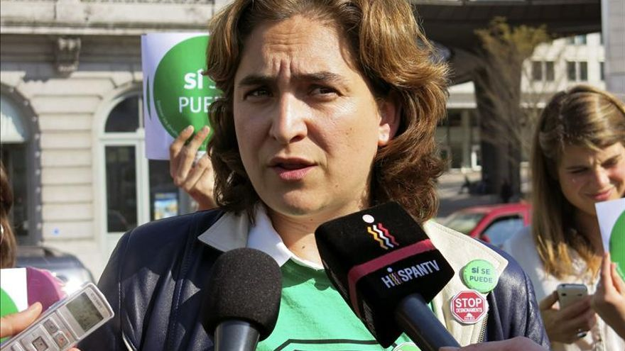 La PAH irrumpe en una decena de sucursales de Bankia en Cataluña