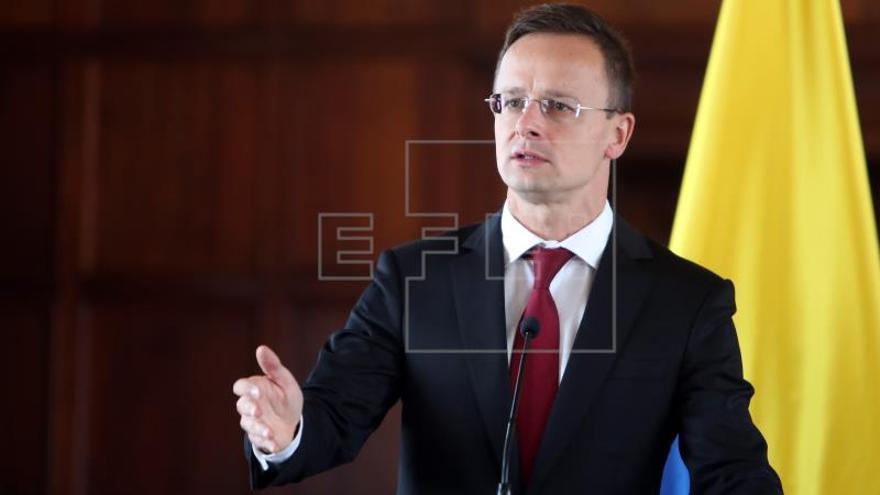 """Hungría expresa """"decepción"""" ante los planes de la UE en los Balcanes"""