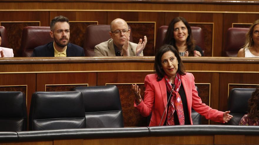 IU denuncia que Defensa es más condescendiente con los militares franquistas que con los defensores de la Constitución