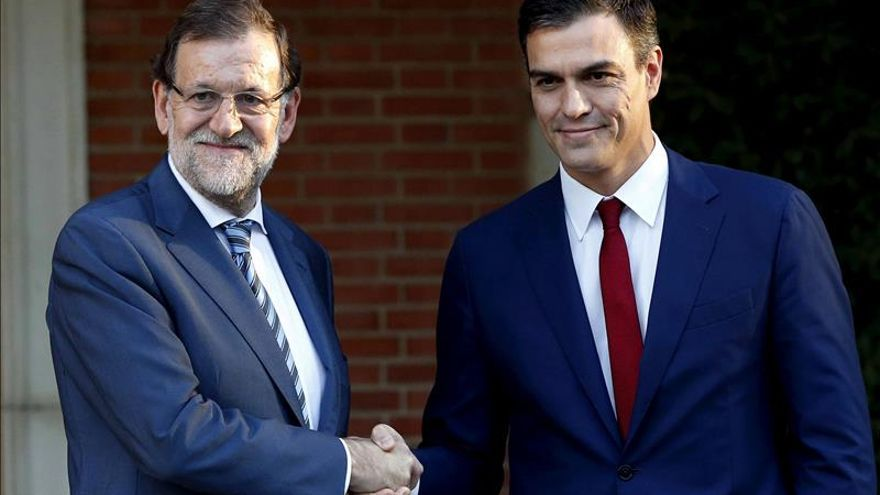 Rajoy y Sánchez protagonizarán su cara a cara en la Escuela de Cine de Madrid