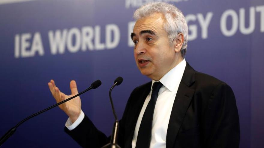 Director de la AIE: El sector petrolero sufre el mayor impacto de su historia