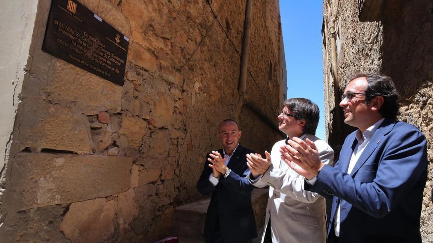 """Puigdemont: """"La cloaca del Estado no tiene quien la depure"""""""