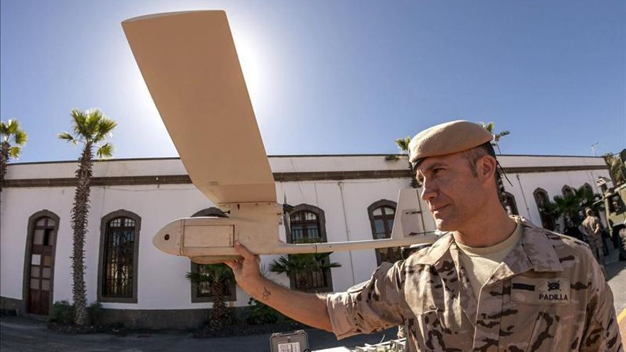 Uno de cada tres soldados que tomarán el relevo en Afganistán repite destino