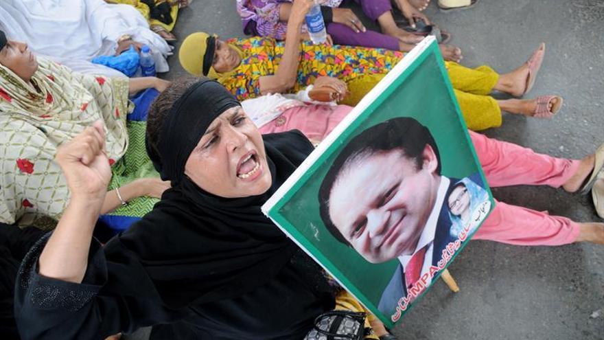 Fuertes medidas de seguridad ante el regreso de Sharif a Pakistán