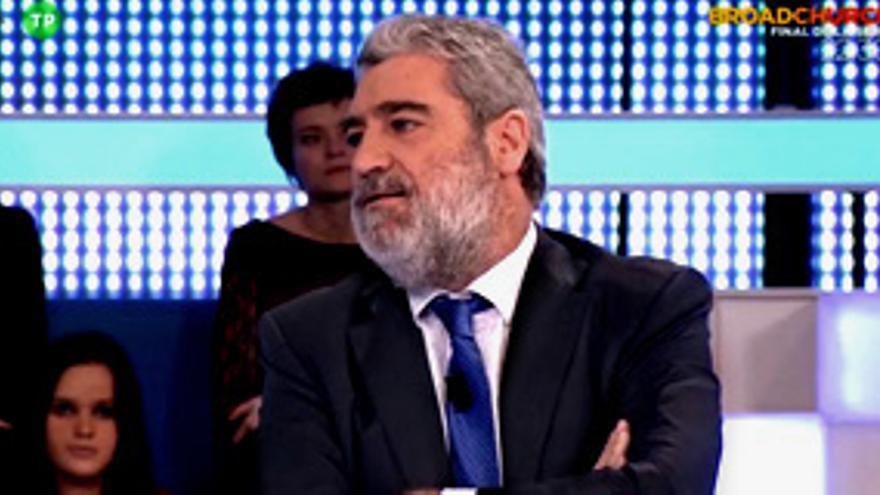 """Miguel Ángel Rodríguez cree """"desmontar"""" a Évole: """"El cobarde no entrevista en directo"""""""