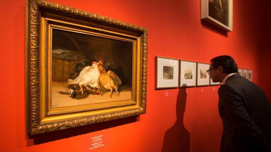 """Exposición """"Sueños y pesadillas """" de Goya en Jerusalén, colofón al 30 aniversario de relaciones"""